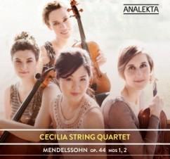 Mendelssohn CD Cover