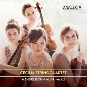 Mendelssohn CD Cover
